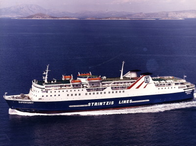 Superferry (ex-Cassiopia, 1972)
